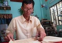 Người 'chữa bệnh' cho sách cũ ở Sài Gòn