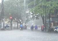 Nam Bộ bắt đầu có mưa dông vào chiều tối