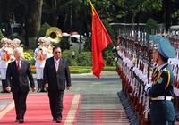 Việt Nam, Lào cùng quan ngại về tình hình biển Đông