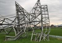 Phó thủ tướng yêu cầu kiểm tra sự cố gãy cột điện 500 kV