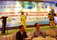 Doanh nhân ấm ức nhận 'Giải thưởng APEC'