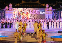 Khai mạc Festival Huế lần thứ 9