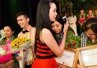 Nghệ sĩ Trịnh Kim Chi làm kịch Mùa hoa đỏ
