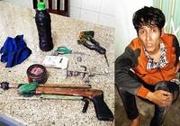 'Hiệp sĩ' tự phát bị công an thu giữ súng