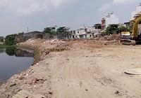 Dân ven kênh Tham Lương chưa biết xây nhà thế nào