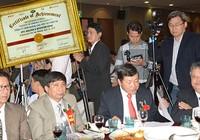 Chứng nhận 'Giải thưởng APEC' là tờ giấy lộn?