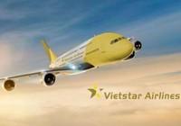 Bộ Tài chính bác đề xuất cấp phép cho Vietstar Airlines