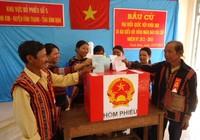 Bao nhiêu cử tri mới thành lập khu vực bỏ phiếu?