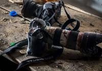 Phóng viên Đài Truyền hình Việt Nam bị chém