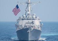 Tại sao hải quân Mỹ không tuần tra ở đá Vành Khăn?