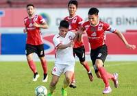 Vòng 10 Toyota V-League: Long An chìm trên phố núi