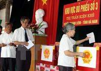 Cuộc thi Công dân và bầu cử: Ngày hội bầu cử, nhanh tay rinh giải!
