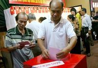 Ngày hội bầu cử, nhanh tay rinh giải!