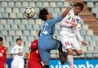Giải bóng đá nữ  2016: Hà Nam mất ngôi đầu về tay Hà Nội 1