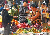 Trái cây theo đại gia Thái đổ bộ vào Việt Nam