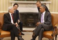Những lợi ích chung trong quan hệ Việt-Mỹ