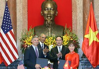 Việt Nam-Hoa Kỳ đạt nhiều bước tiến quan trọng