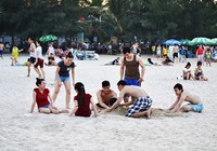 Xả rác tại bãi biển bị phạt tới 200.000 đồng
