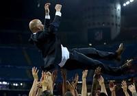 Zidane: Số 10 ở khu kỹ thuật