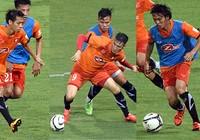 Sân Mỹ Đình, Việt Nam – Syria: Đá chơi như đá thật