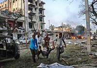 Khủng bố Al-Shabab tấn công khách sạn ở Somalia