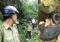 Khó cứu ba phu vàng bị kẹt dưới hang sâu 400 m