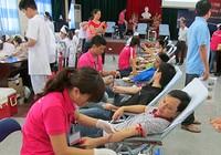 Một người hiến máu tình nguyện 84 lần
