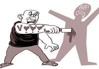 Trút giận vào người cản đường… 'ăn phở'