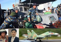 Huy động tổng lực tìm kiếm Su-30MK2 mất tích trên biển Nghệ An
