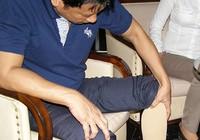 Người bệnh bị mất chân, Sở Y tế đủng đỉnh