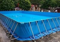 Đông Triều, Quảng Ninh: Mỗi trường tiểu học một bể bơi