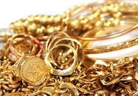 Vàng nội đắt hơn vàng ngoại nửa triệu đồng