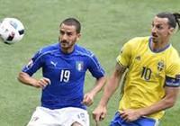 Giải mã nụ cười Ibrahimovic dù đội nhà thua Ý