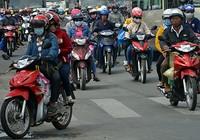 Hà Nội bàn việc cấm xe máy, xe đạp điện