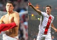 Bồ Đào Nha - Ba Lan: Cuộc đua giữa Ronaldo và Lewandowski