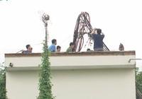 Nạn nhân thứ hai vụ đổ trụ ăngten ở Đồng Tháp tử vong