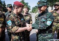Trung-Nga diễn tập chống khủng bố