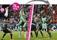 Ronaldo dẫn dắt Bồ Đào Nha vào chung kết