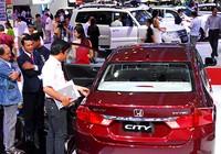 'Cơn bão' giá ô tô nhập khẩu
