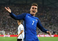 Griezmann = Great man