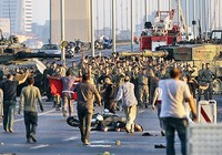 Đảo chính hụt ở Thổ Nhĩ Kỳ