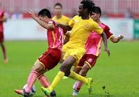Vòng 16 Toyota V-League: SL Nghệ An thua trên sân nhà