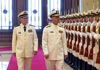 Đô đốc Trung Quốc thách đố xây đảo