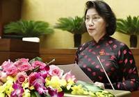 Formosa làm 'nóng' phiên khai mạc Quốc hội