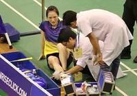 Giải cầu lông VN Open 2016: Bỏ cuộc, Vũ Thị Trang xin lỗi người hâm mộ