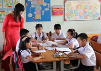 Lớp học VNEN - Đổi món cũng phải tùy thể trạng