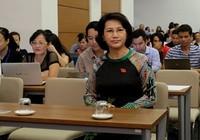 Chủ tịch QH Nguyễn Thị Kim Ngân: Chuyển QH tham luận sang QH thảo luận