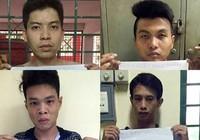 Nhóm kề dao cướp tiệm mắt kính ở quận 10 sa lưới