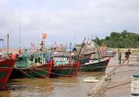 Bão số 1 hướng vào tỉnh Thái Bình, Ninh Bình