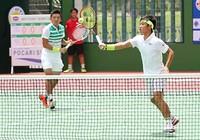 Đôi Hoàng Nam - Hoàng Thiên lỡ hẹn trận chung kết đôi